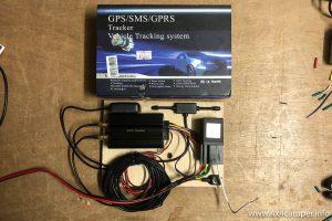 TK103B GPS/SMS/GPRS tracking system
